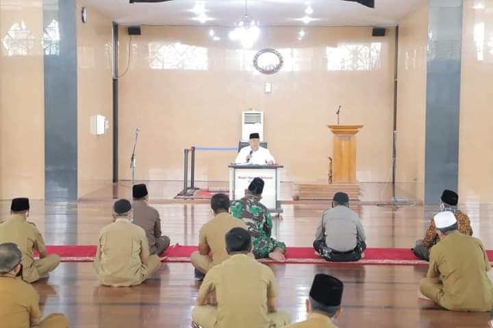 Peringati Maulud Nabi Pemko Solok Gelar Tausyiah Di Mesjid Agung Al Muhsinin Minangsatu Com